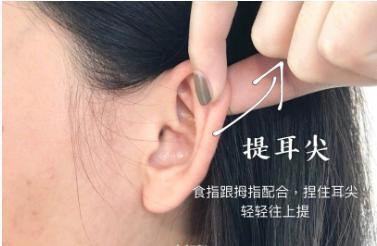 提拉耳尖法