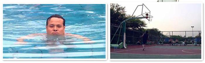 游泳、运动都可以