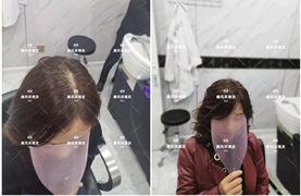 三七分刘海假发怎么带自然?假发看起特假的原因终于找到了!